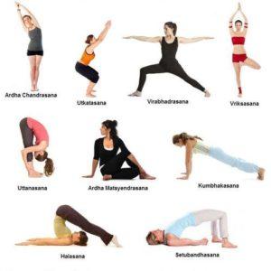 posturas de yoga para adelgazar