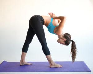 posturas de yoga para uno challenge