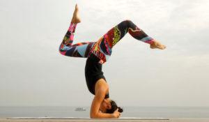 posturas de yoga challenge para uno