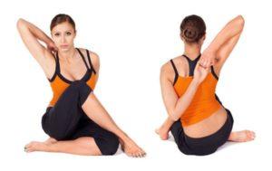 posturas de yoga para uno faciles