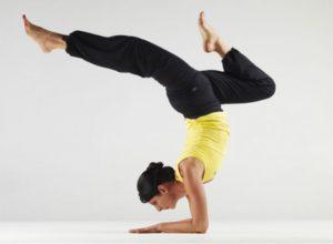 posturas yoga para uno avanzadas